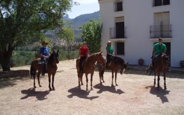 La Veguilla - Cazorla, Segura y las Villas
